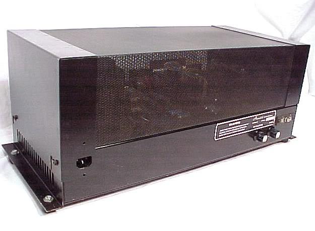 ACOUSTAT X 10 ELECTROSTATIC ELECTROSTAT TUBE AMPLIFIER