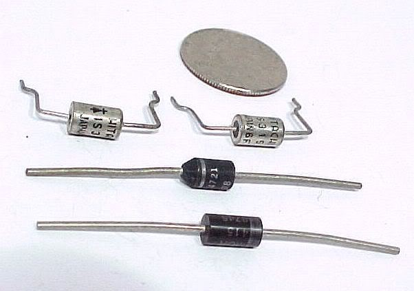MISC 200 400V 1 3A GENERAL PURPOSE RECTIFIER DIODES D10