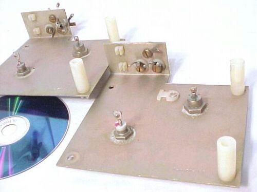 GE SCR DIODE TUBE AMP PREAMP GUITAR MIXER MOTOR