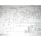 MARSHALL 2203 GUITAR AMPLIFIER AMP SCHEMATIC
