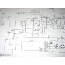 MARSHALL 4100 GUITAR AMPLIFIER AMP SCHEMATIC