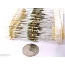 422 OHM 1/4 WATT ALLEN BRADLEY AB TUBE AMP CARBON RESISTORS