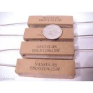 680 OHM 15 WATT TUBE AMPLIFIER PREAMP POWER RESISTORS