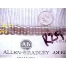 9.1k OHM 1/2 WATT ALLEN BRADLEY AB TUBE AMP CARBON RESISTORS