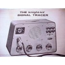 KNIGHTKIT KNIGHT KIT TUBE RF SIGNAL GENERATOR MANUAL