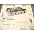 BOGEN TUBE AMP PREAMP 12AX7 TUNER R710 SCHEMATIC MANUAL