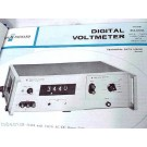 HP HEWLETT DIGITAL VOLTMETER DVM NIXIE TUBE TEST MANUAL