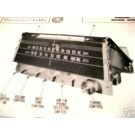 KNIGHT 511B TUBE AMP PREAMP TUNER SCHEMATIC MANUAL