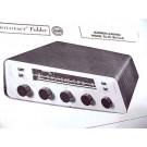 HARMAN KARDON TA-10 FM RECEIVER 12AX7 AMP SCHEMATIC